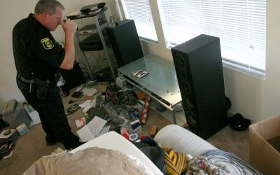 Homeowner suing Wells Fargo after his house was ransacked and locks were changed