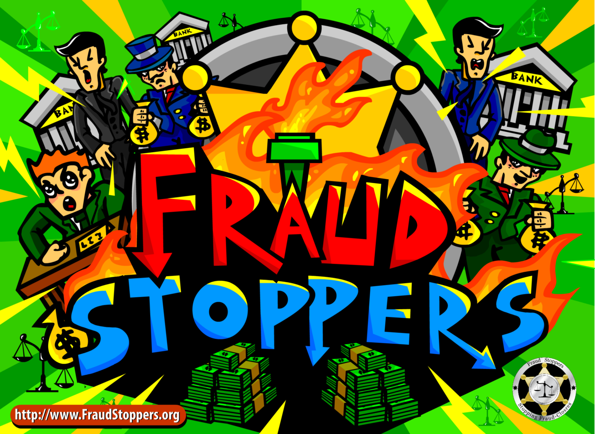 Stop Foreclosure Fraud and Mortgage Fraud with Fraud Stoppers