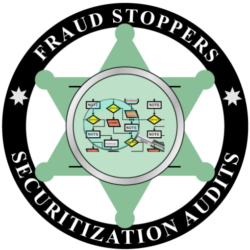 FRAUD STOPPERS BLOOMBERG SECURITIZATION AUDITS