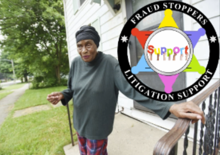 88-year-old Grandmother walks 1.2 miles to treasurer's office to save her home from foreclosure