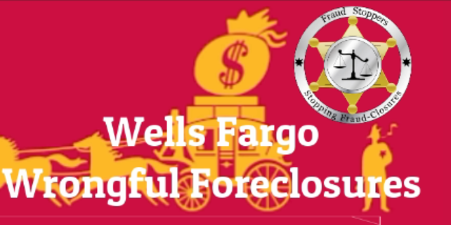 Another Wells Fargo Computer Glitch Results in More Wrongful Foreclosures
