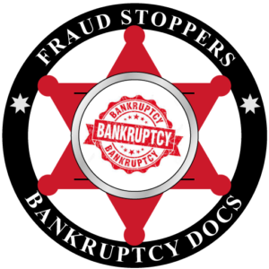 FRAUD STOPPERS Bankruptcy Documents