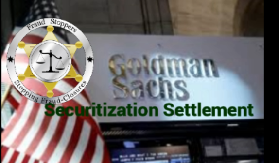 Goldman Sachs $5,000,000,000 Securitization Lawsuit Settlement