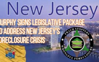 New Jersey Gov. Phil Murphy Signs Legislative Package to Address New Jersey's Foreclosure Crisis