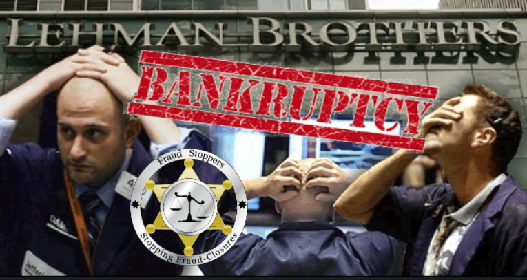 Nine years later, another Lehman Brothers bankruptcy
