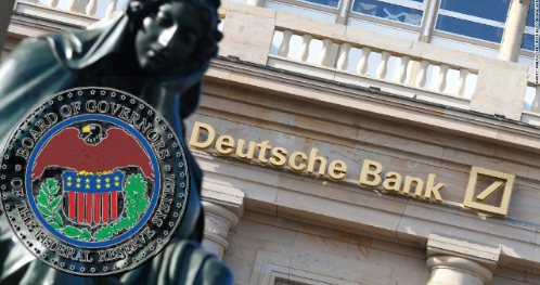 Federal Reserve Board announces $41 million penalty and consent cease and desist order against Deutsche Bank AG