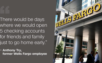 Wells Fargo reaches $110 million class action settlement over fake accounts