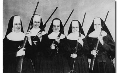 Nuns Take On Wells Fargo