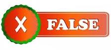 false 4